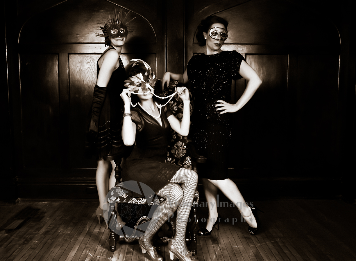 A 1920s Photo Booth Grand Rapids Event Photographer