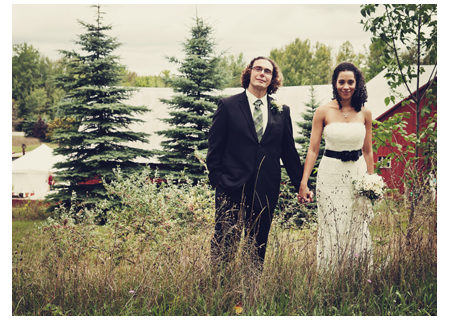 Shaunna and Scott | Traverse City Area Wedding Photography