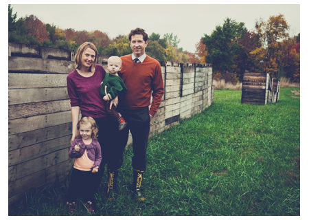 Adventures in Appleland! | Grand Rapids Family Photography | West Michigan Child Photographer